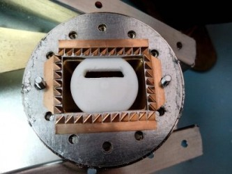 GTEMCELL waveguide transition