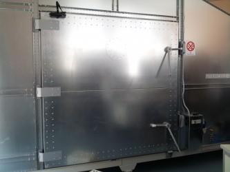 GTEM2000 Door 160x160cm